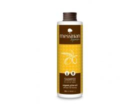 Messinian Spa Σαμπουάν για Όλους τους Τύπους Μαλλιών με Σιτάρι και Μέλι, 300ml