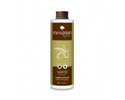 Messinian Spa Σαμπουάν για Λιπαρά Μαλλιά με Λεμόνι και Τσουκνίδα, 300ml