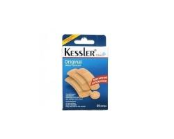 Kessler Original Αντισηπτικά Strips Ανθεκτικά στο Νερό 20 τεμάχια