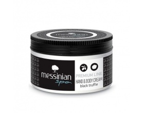 Messinian Spa Premium Line  Κρέμα Χεριών Σώματος Μαύρη Τρούφα 250ml