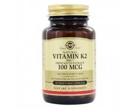 Solgar Vitamin K2 100mg 50 ταμπλέτες