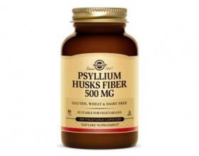 Solgar Psyllium Husks Fibre 500mg 200 ταμπλέτες