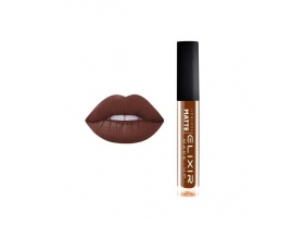 Elixir Liquid Lip Matte Ενυδατική φόρμουλα Κραγιόν μεγάλης διάρκειας 402 (Light Brown)