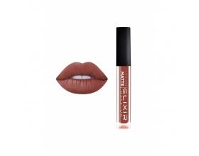 Elixir Liquid Lip Matte Ενυδατική φόρμουλα Κραγιόν μεγάλης διάρκειας 404 (Light Mahogany)