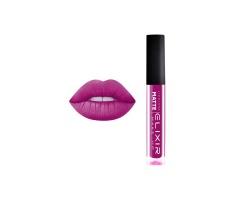 Elixir Liquid Lip Matte Ενυδατική φόρμουλα Κραγιόν μεγάλης διάρκειας 424 (Red Violet)