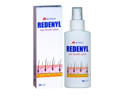 Redenyl Hair Growth Lotion Λοσιόν κατά της Τριχόπτωσης, 80ml