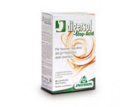 Specchiasol Digersol Stop-Acid Παστίλιες για την Αντιμετώπιση Καούρας 20 παστίλιες