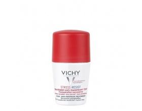 VICHY Deodorant Roll On - Αποσμητικό για Έντονη Εφίδρωση Διάρκεια 72ωρών 50ml