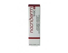 Nacriderm Basic Cream Κρέμα Κατά της Ερυθρότητας του Δέρματος  40ml