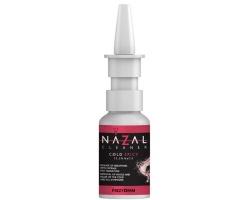 Frezyderm Nazal Cleaner Cold Spicy Υπέρτονο αλατούχο διάλυμα 2,2% NaCl που ανακουφίζει άμεσα από τα συμπτώματα του έντονου κρυολογήματος 30ml
