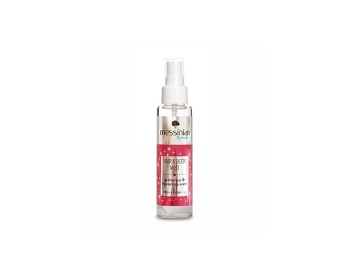 Messinian Spa Hair & Body mist Glamorous & Mysterious scent 100ml