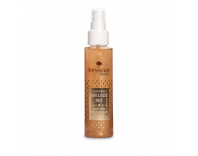 Messinian Spa Hair & Body Mist Shimmering Royal Jelly-Helichrysum Βασιλικός Πολτός-Ελίχρυσος 100ml