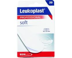 Leukoplast  Professional Soft 19mm X 72mm 20τμχ