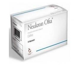 Neukron Ofta Mese Συμπλήρωμα Διατροφής με Citicoline 30 αμπούλεςx10ml 500mg