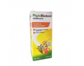 Sanofi PhytoBisolvon Complete Για Ξηρό & Παραγωγικό Βήχα, 180g