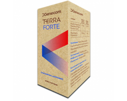 Genecom Terra Forte Σιρόπι για το ανοσοποιητικό Με σαμπούκο και πρωτόγαλα 120 ml