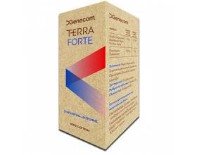 Genecom Terra Forte Σιρόπι για το ανοσοποιητικό Με σαμπούκο και πρωτόγαλα 100 ml