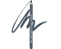 ELIXIL London Eye Pencil Waterproof Αδιάβροχο Μολύβι Ματιών 003 Γκρι, 1τμχ