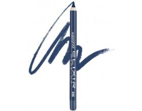 ELIXIL London Eye Pencil Waterproof Αδιάβροχο Μολύβι Ματιών 010 Special Blue, 1τμχ