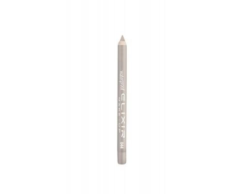 ELIXIL London Eye Pencil Waterproof Αδιάβροχο Μολύβι Ματιών 044 Ivory White, 1τμχ