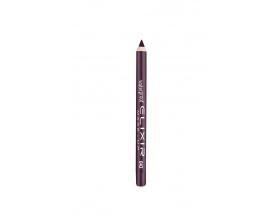 Elixir Waterproof Lip Pencil Αδιάβροχο Μολύβι Χειλιών 043 Midnight Mauve, 1τμχ