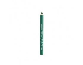 Elixir London Waterproof Eye Pencil Αδιάβροχο Μολύβι Ματιών 007 Πράσινο Σκούρο Μεταλιζέ, 1τμχ