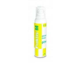 Farma Derma Proktis-M Foam Ενεργός Αφρός Καθαρισμού 150ml