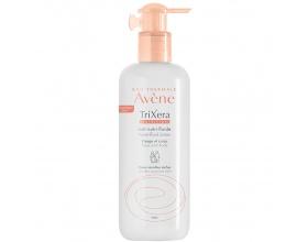 Avene Eau Thermale Trixera Nutrition Lait Nutri-fluide Λεπτόρευστη Θρεπτικό γαλάκτωμα, Πρόσωπο και Σώμα 400ml