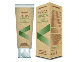 Genecom Terra Arnica Cream Κρέμα με Εκχύλισμα Άρνικας 30%, 75ml