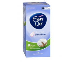 Everyday Normal All Cotton Σερβιετάκια 30τμχ.