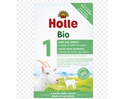 HOLLE, Βρεφικό Βιολογικό Κατσικίσιο Γάλα, Εως 6 Μηνών, 400gr, 1 τεμ.
