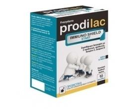 Frezyderm Prodilac Immuno Shield Start Συμπλήρωμα Διατροφής με Προβιοτικά για νήπια και παιδιά, 10 φακελάκια