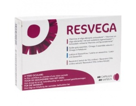 Thea Pharma Resvega Συμπλήρωμα διατροφής για την διατήρηση της φυσιολογικής όρασης 60 κάψουλες
