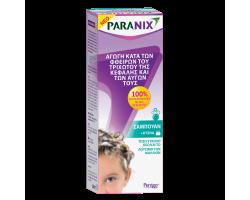 Omega Pharma Paranix, Σαμπουάν για την αγωγή των φθείρων του τριχωτού της κεφαλής και των αυγών 200ml