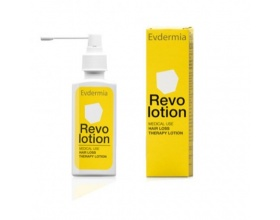 Evdermia Revolotion Hair Loss Therapy Lotion Θεραπεία Κατά της Τριχόπτωσης, 60ml
