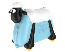 Shaun the Sheep, Παιδική Βαλίτσα Ταξιδιού Γαλάζιο, 1 τεμ.