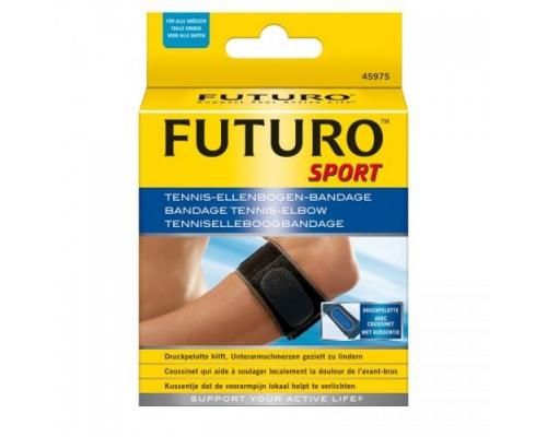 Futuro Sport Ρυθμιζόμενος Επίδεσμος Αγκώνα (Ένα Μέγεθος) 1τμχ
