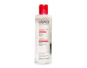 Uriage Eau Micellaire Thermale Peaux Sensibles, Νερό Καθαρισμού Για Ευαίσθητο Δέρμα Χωρίς Άρωμα 250ml