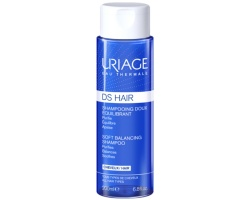 URIAGE DS HAIR Soft Balancing Shampoo για όλους τους τύπους μαλλιών & εξισορρόπησης του τριχωτού 200ml