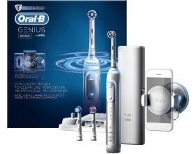 ORAL-B Genius 8000 Επαναφορτιζόμενη Ηλεκτρική Οδοντόβουρτσα