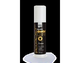 InterMed Luxurious Black Dental Care Oδοντόπαστα για καθημερινή χρήση με ασφαλείς λευκαντικούς παράγοντες 100ml