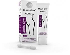 Multi-Gyn ActiGel Αντιμετωπίζει και προλαμβάνει τις κολπικές ενοχλήσεις 50ml
