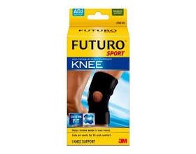 Futuro Sport Ρυθμιζόμενη Επιγονατίδα για Δεξί ή Αριστερό Γόνατο 1τμχ