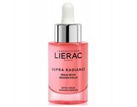 Lierac Supra Radiance Detox Serum Radiance, Ορός Αποτοξίνωσης Booster Λάμψης Ορός 30ml
