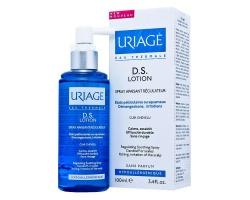 URIAGE DS Lotion Spray Apaisant Regulateur Ρυθμιστική λοσιόν κατά της πιτυρίδας 100ml