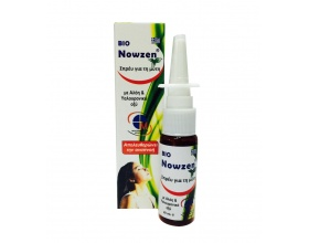 Medichrom Bio Nowzen Σπρέυ για τη μύτη με Αλόη & Υαλουρονικό Οξύ 20ml