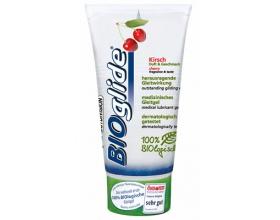 BIOglide Φυσικό λιπαντικό gel με άρωμα και γεύση κερασιών, 80ml