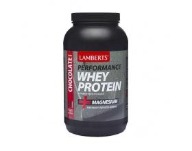 Lamberts Performance Whey Protein 1000gr - γεύση ΣΟΚΟΛΑΤΑ