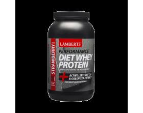 Lamberts Performance Whey Protein 1000gr - γεύση ΦΡΑΟΥΛΑ