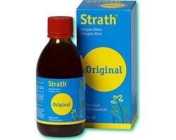 A Vogel Bio-Strath Original Συμπλήρωμα Διατροφής Φυτική μαγιά 250ml